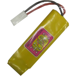 8.4v 600mah battery pack