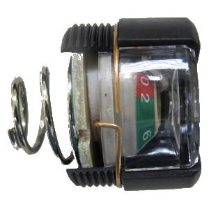 Clips voltage meter