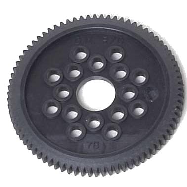 Corally Spur Gear 48 DP – 78 Teeth, No.2378