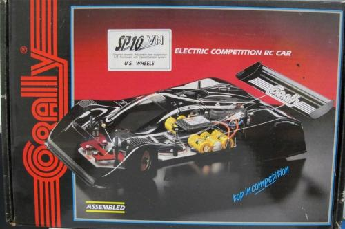Corally Racing Team SP10 1-10 Vintage RC