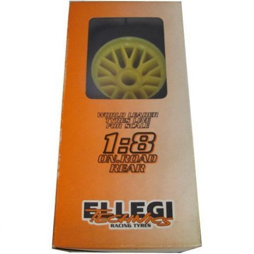 ELLEGI 1/8 EPV-30M Multilayer rear tires