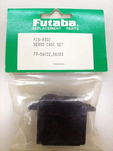 Servo case for FUTABA S9303, S9302