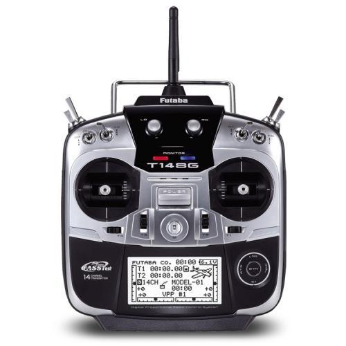 Futaba 14SG 14-channel 2.4GHz Computer Radio System