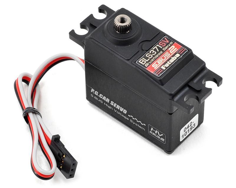 Futaba BLS371SV s BUS2 HV Programmable Nitro Car Servo