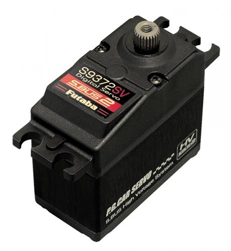 Futaba S9372SV high-voltage servo