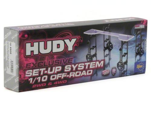 Hudy Universal Exclusive Set-Up System (1-10 Off-Road),108905
