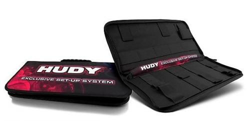 Hudy Set-Up Bag For 1-8 On-Road Cars -Excllisive EDT. #199230