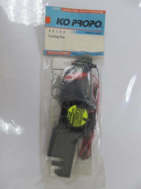 KOPROPO KOPROPO 55102 Cooling fan
