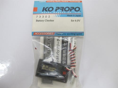 KOPROPO 73302 6V Battery checker