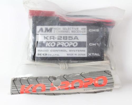 KO KR-285A 29MHz AM Receiver