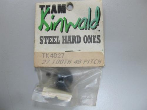 Team Kinwald 48P-27T Pinion Gear