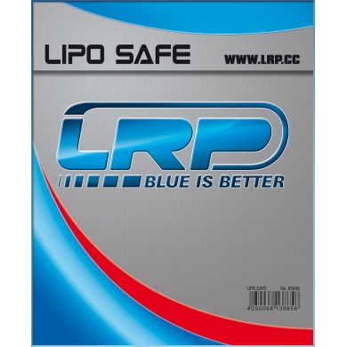 LRP LiPo Safe – 18 x 22cm,No.65846