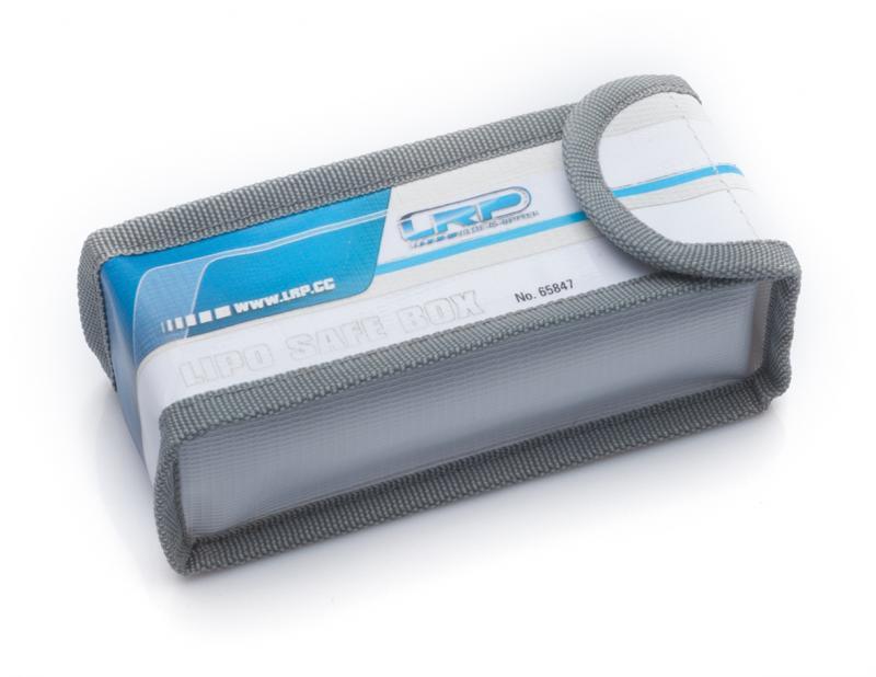 LRP LiPo Safe Box - small 15x6x5 cm, 65847