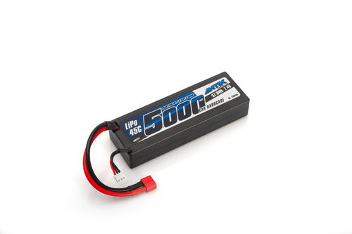 LRP 430401 - ANTIX 5000 - 7.4V - 45C 2S LiPo Hardcase