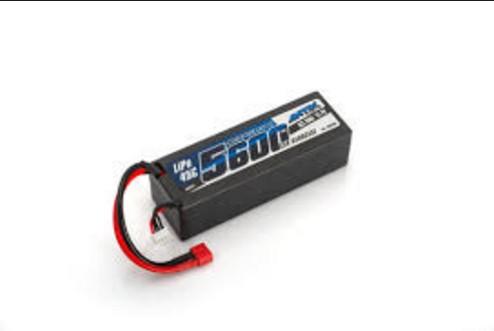 LRP 430403 - ANTIX 5600 - 11.1V - 45C 3S LiPo Hardcase