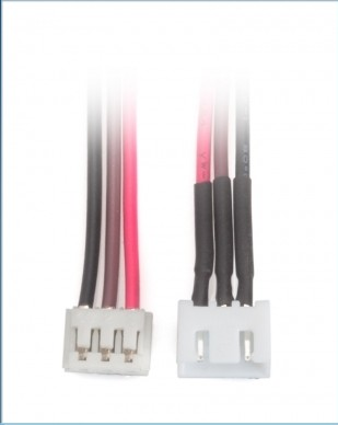 LRP adapter wire - 2S Lipo EHR to XHR balancing plug,65818