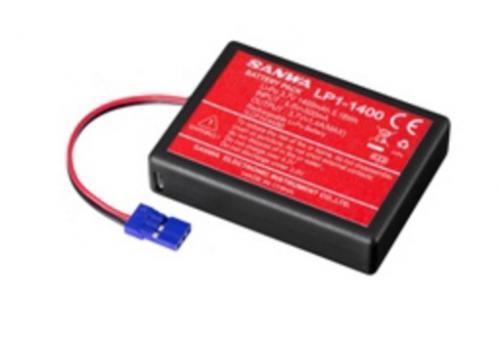 SANWA TX-BATT LiPo LP-1400 MT-44,107A10971A