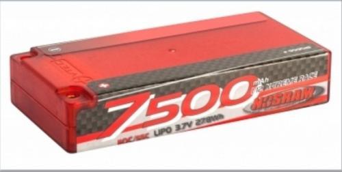 NOSRAM 7500 - 1/12 1S - 110C/55C - 3.7V LiPo - 1/12 X-treme Race Hardcase, 999518