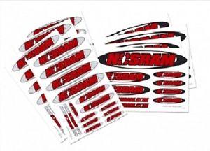 NOSRAM (92410) Sticker Sheet Set
