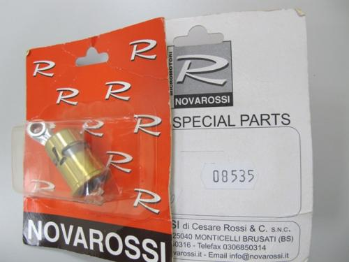Novarossi 1-BK Cylinder piston+conrod, 08535