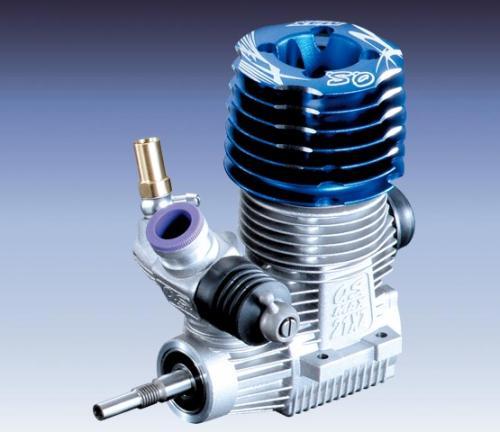O.S. Engine 21XZ-R Ver.II On-Road, 13875