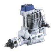 O.S. Engine FSα-81,No.34810