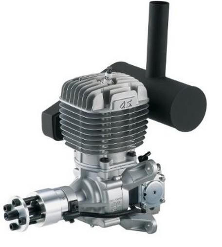 OS Engines GT60 W/E-6020 Engine with Muffler, 38600