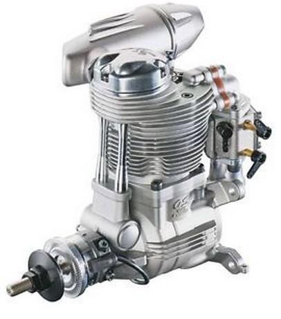 O.S Engine GF40 4-Stroke Gas with Muffler # 39400