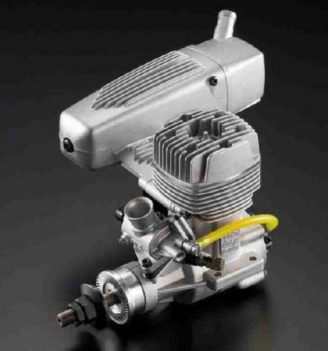 OS GGT10 Glow Gasoline Engine, 3A400