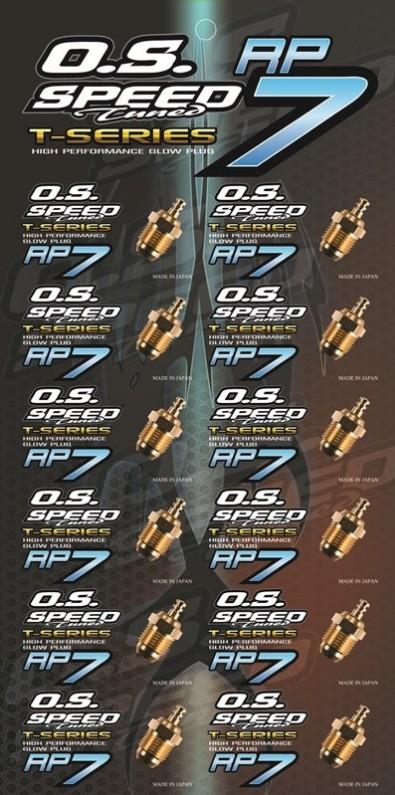 PLUG O.S. SPEED RP7