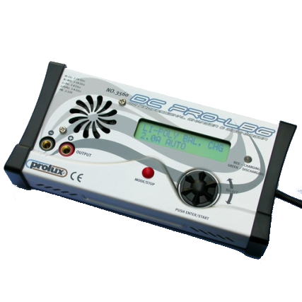 DC PROFESSIONAL CHARGER & DISCHARGER