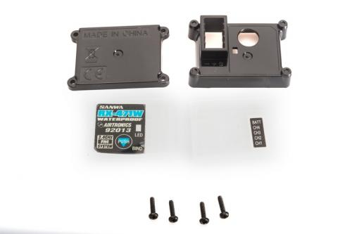 Sanwa RX-471W Receiver Case Set #107A41241A