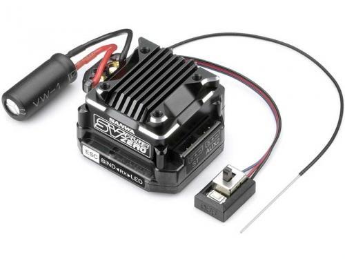 SANWA SV-PLUS ZERO ESC/RX Combo, SSL Tech, 107A41268A