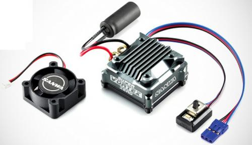 SANWA SUPER VORTEX ZERO Brushless Speed Controller