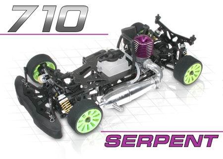 SERPENT 710