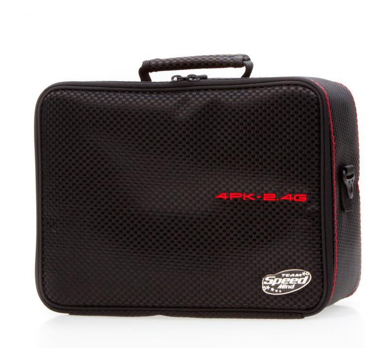 Speedmind Transmitter Bags for FUTABA 4PKS,TB-700-S