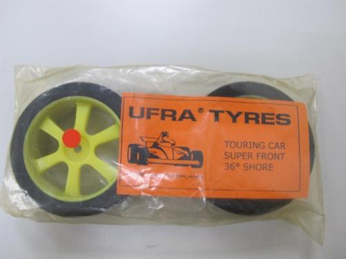 UFRA 1/10 Electric touring car rear with wheel 36""