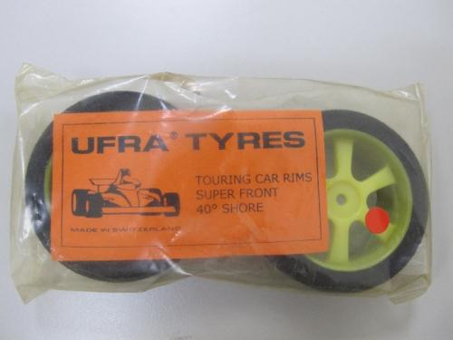 UFRA 1/10 Electric touring car rear with wheel 40""