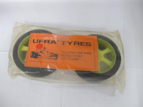 UFRA 1/10 Electric touring car rear with wheel 45""