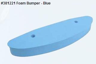 Foam Bumper - Blue