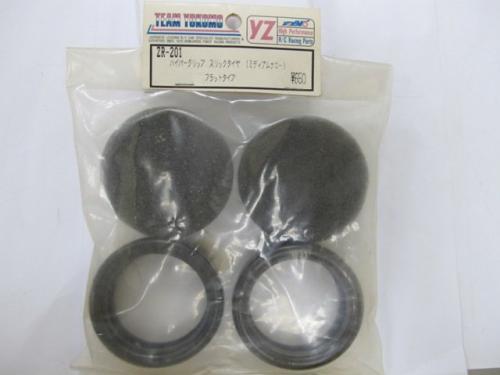 YOKOMO ZR-201 tires + sponge